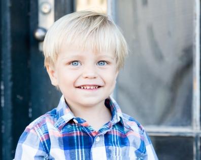 Andrew, age 2
