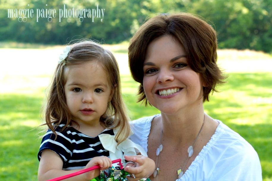 Addison & mom Sarah